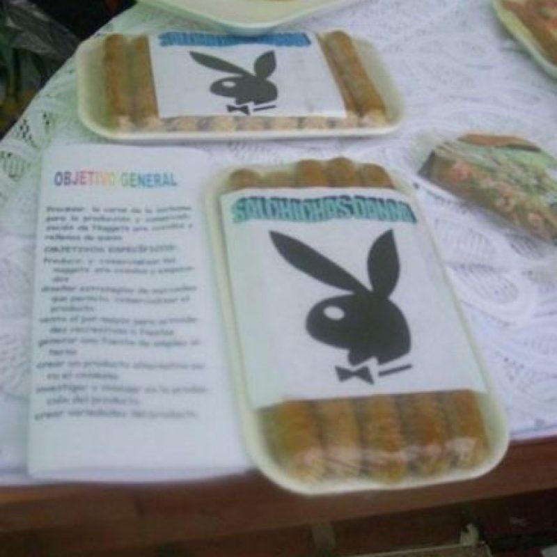Estas salchichas. Foto:Colombianadas