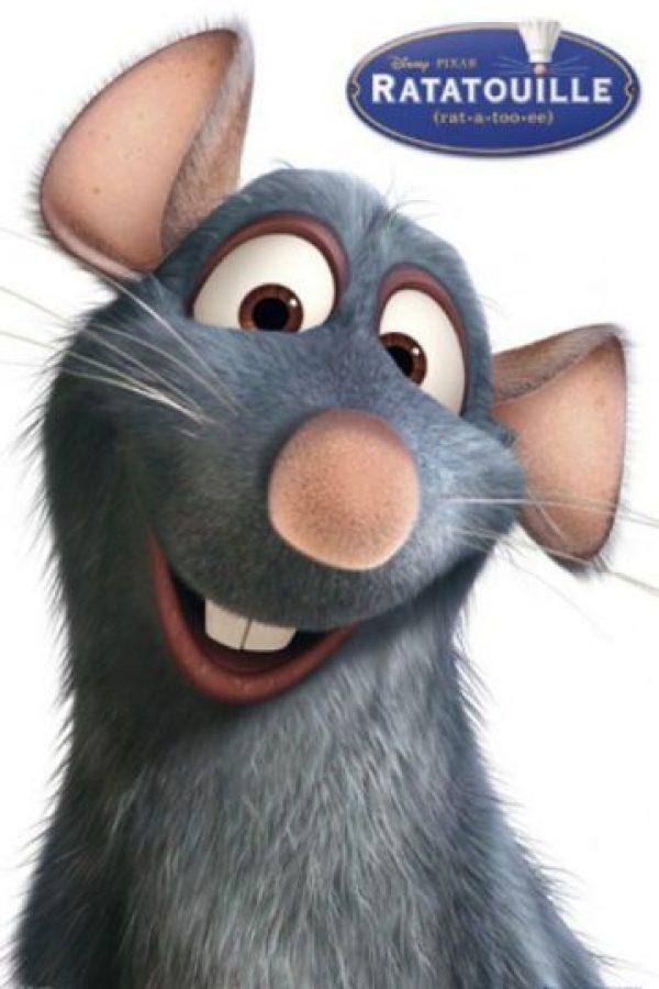 "Remy de ""Ratatouille"" Foto:Totally Looks Like"