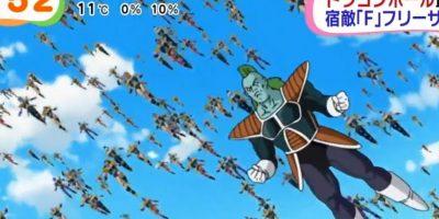Vuelve a invadir la Tierra en la nueva película de Dragon Ball Z Foto:Toei