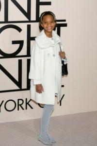 Quuvenzhané Wallis, 10 años Foto:Getty