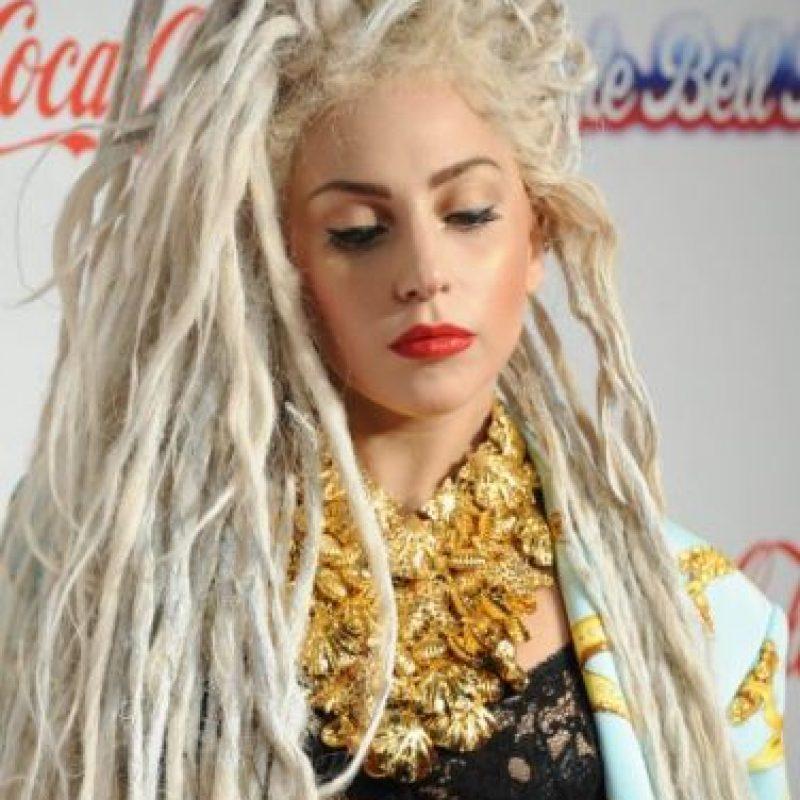 Lady Gaga, 27 años Foto:Getty