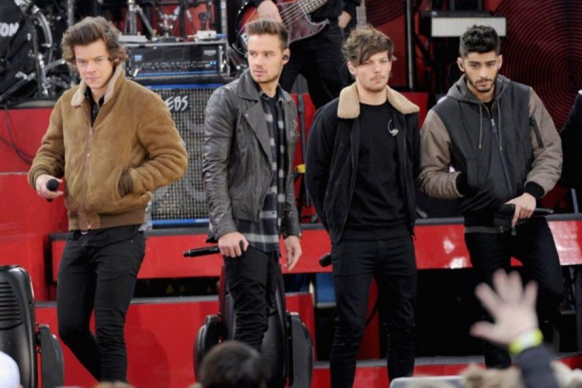 One Direction, entre 19 y 22 años Foto:Getty