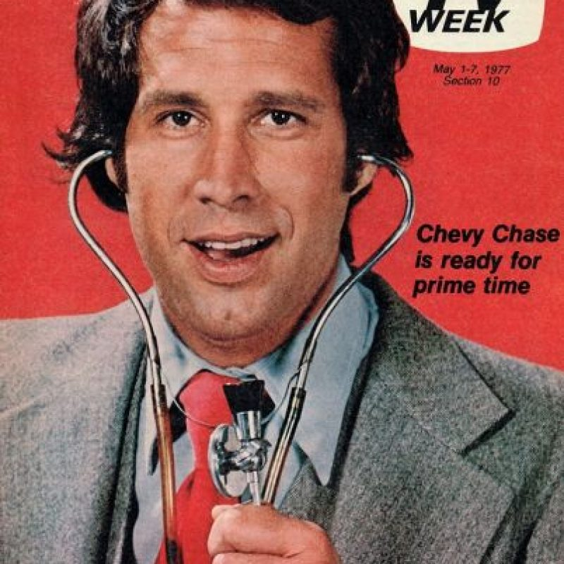 80s Foto: Facebook/Chevy Chase