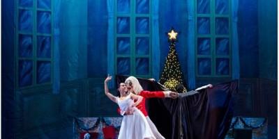 """La magia de la Navidad con el clásico """"El Cascanueces"""""""