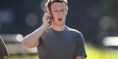 Mark Zuckerberg critió fuertemente a Apple. Foto: Getty Images