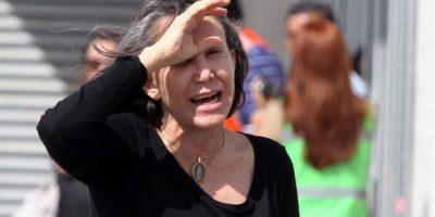 Florinda Meza no quiere volver a la casa en que vivió con Chespirito