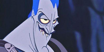 """Hades es el villano de """"Hércules"""" (1997) Foto:Disney"""