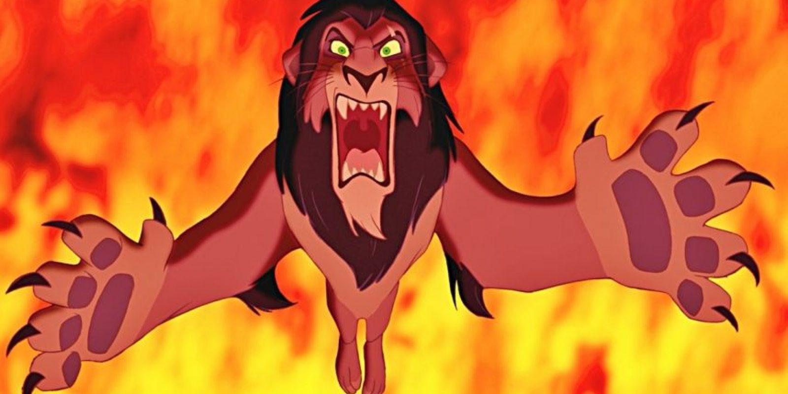 Su modo de reinar es sutil y muestra la corrupción del poder. Foto:Disney