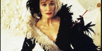 El personaje fue reinterpretado por Glenn Close en los 90. Foto:Disney