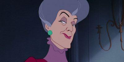 """Lady Tremaine fue villana de """"Cenicienta"""", de 1953 Foto:Disney"""