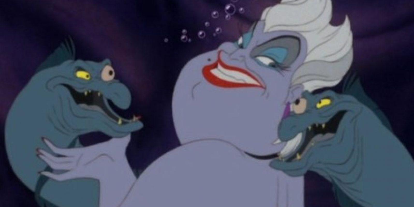 Era maquiavélica, encantadora y una diva. Foto:Disney
