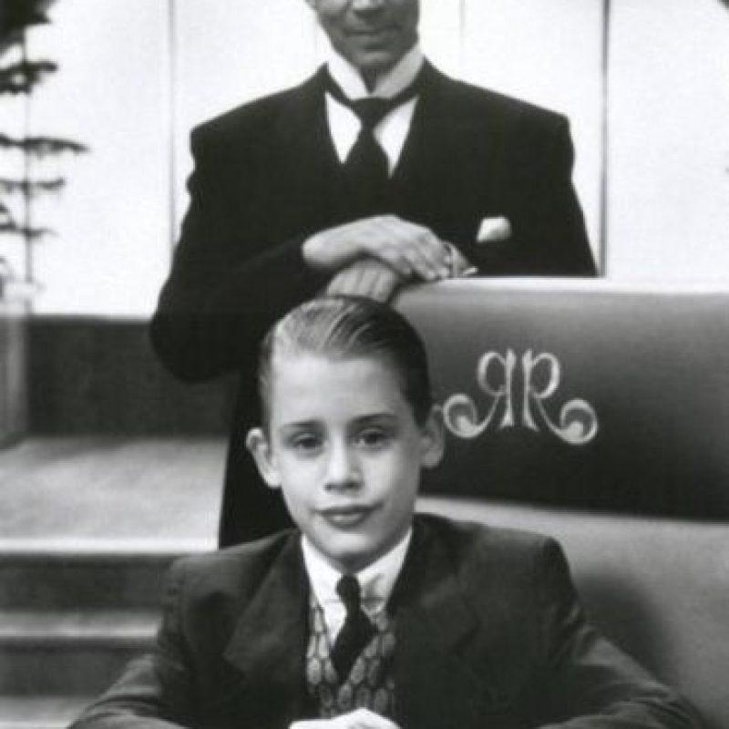Herbert Arthur Runcible Cadbury, mayordomo de la familia Foto:Warner Bros