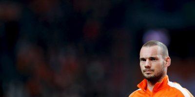 Sneijder ahora Foto:Getty