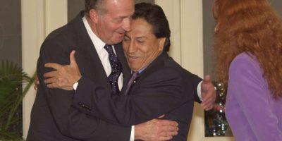 El Rey Juan Carlos de España fue el principal impulsor de la Cumbre. Foto:Getty Images