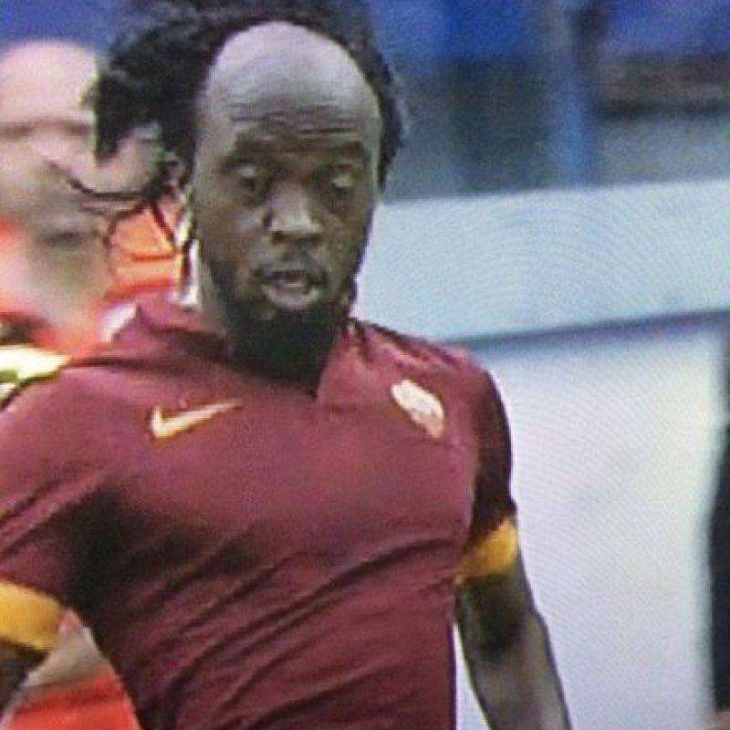 Así se ve el futbolista de la Roma Foto:Twitter