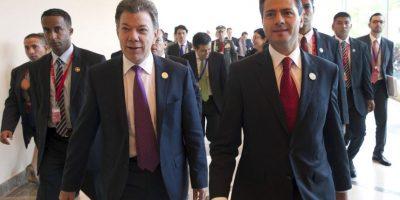 El Presidente de México, Enrique Peña Nieto ofrecerá una recepción a los participantes. Foto:Cuartoscuro