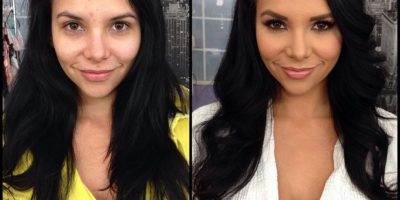La pornstar Missy Martinez Foto:Instagram (vía @xmelissamakeupx)