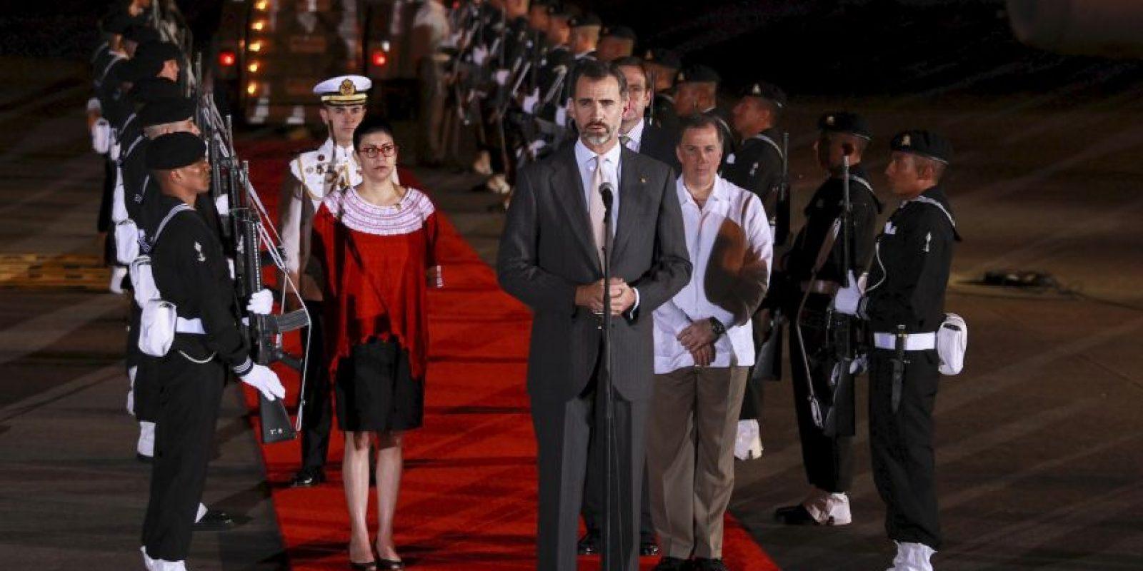 """l monarca participará en la """"XXIV Cumbre Iberoamericana de Jefes de Estado"""". Foto:Cuartoscuro"""