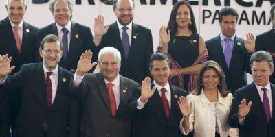 Peña Nieto buscará fortalecer su liderazgo durante la Cumbre. Foto:Cuartoscuro