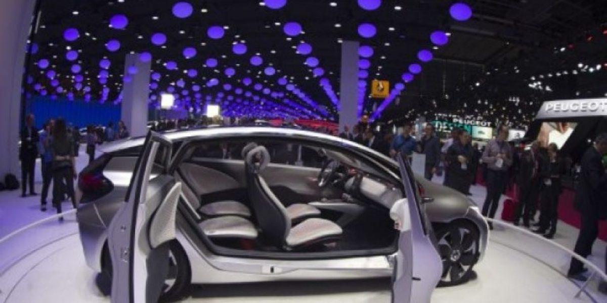 Carros concepto llenan el autoshow de París