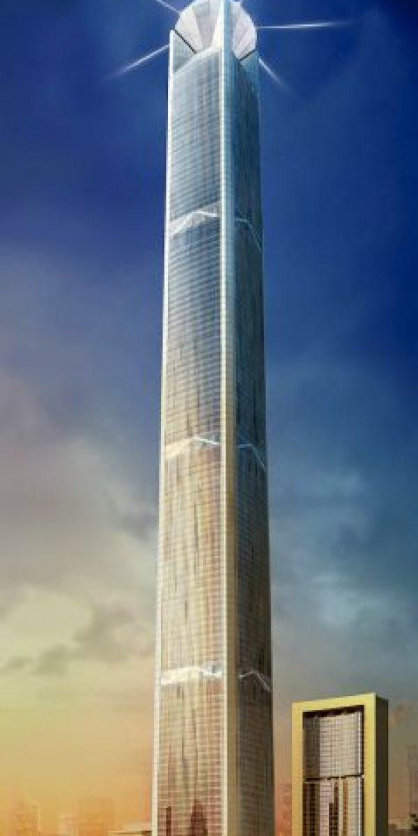 Será completado en 2016. Aproximadamente costó 820 millones de dólares Foto:Skyscrapercity.com
