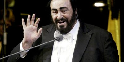 8. Luciano Pavarotti Foto: Getty Images