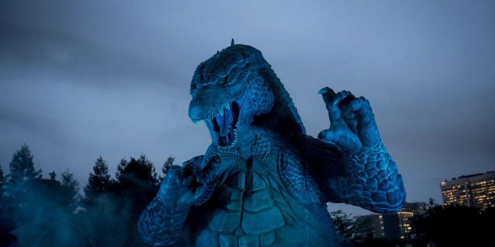 Se lanzó con motivo del estreno del remake Hollywoodense en Japón Foto:Getty Images