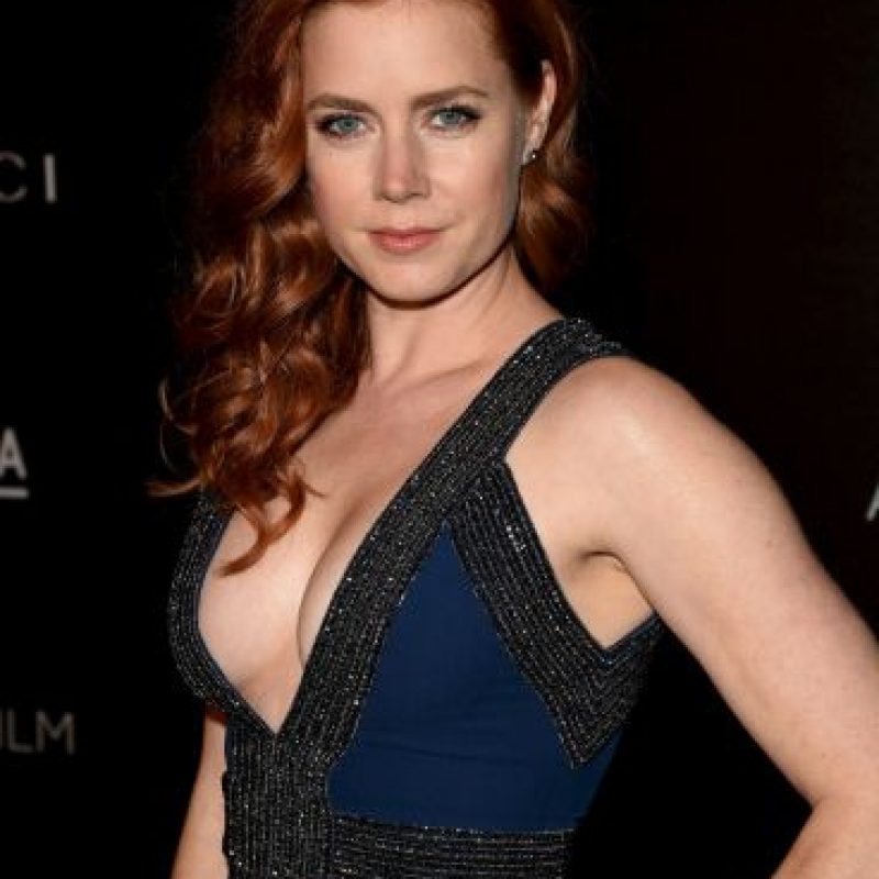 7. Amy Adams Foto: Getty Images