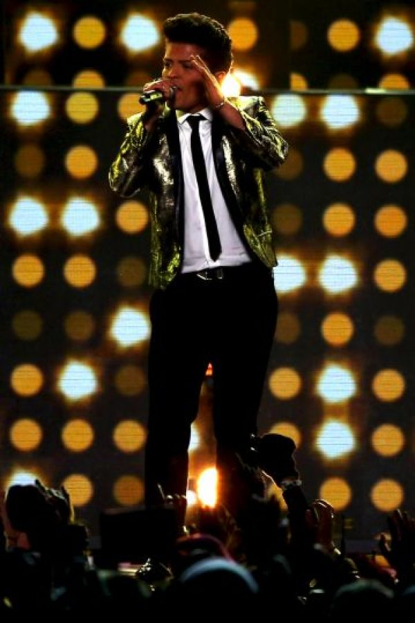 Bruno Mars Foto: Getty Images