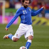 2. Andrea Pirlo, nacido en 1979 Foto:Getty Images