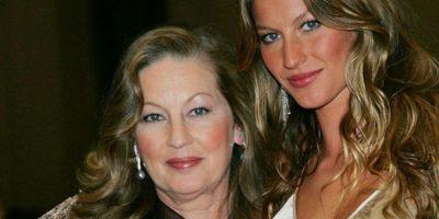 GALERÍA. Las modelos famosas heredan la belleza de sus madres