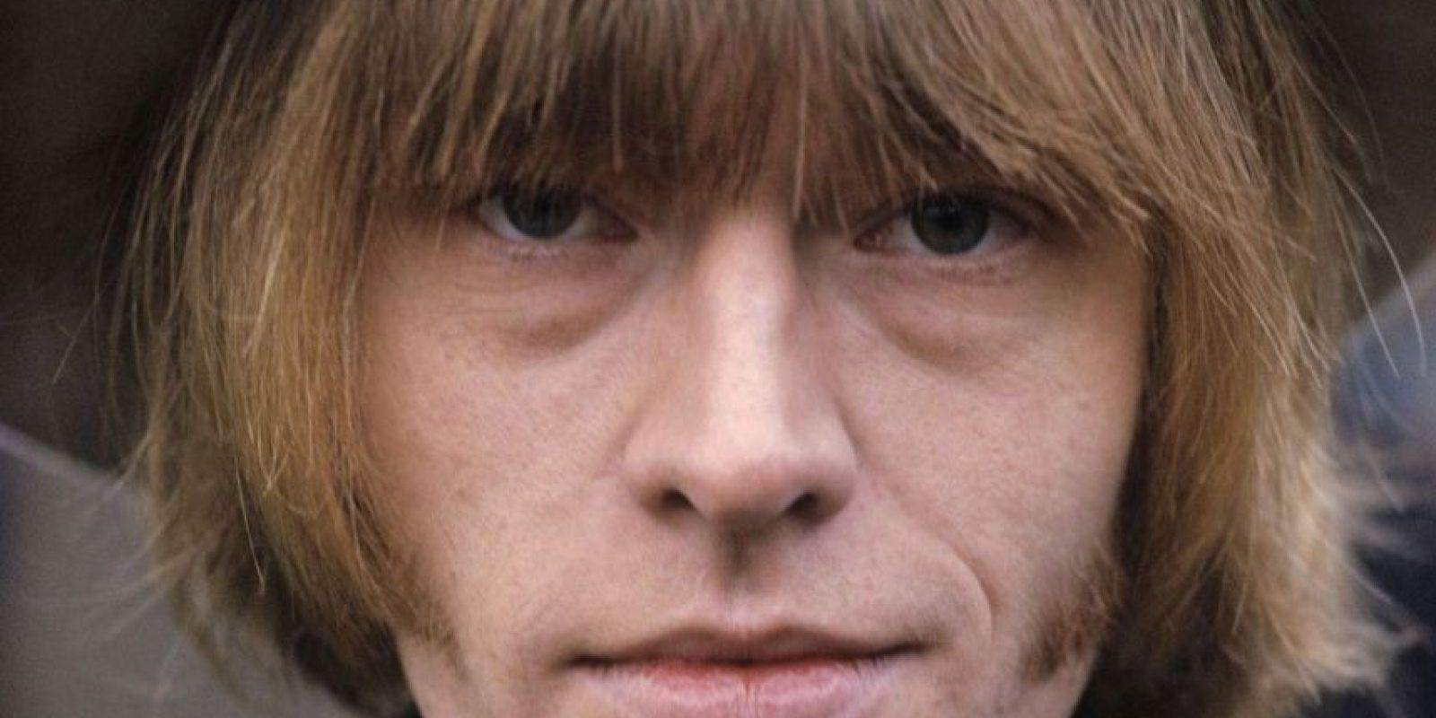 Guitarrista y multi instrumentista de la banda The Rolling Stones. Tal vez el menos conocido del club, pero su miembro fundador, murió ahogado en una piscina em 1969. Foto:Agencias