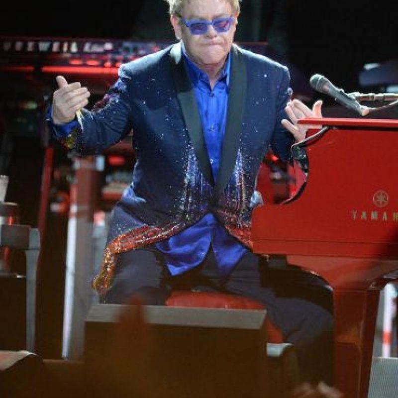 John es el padrino de Sean, el hijo de John Lennon. Foto:Getty Images