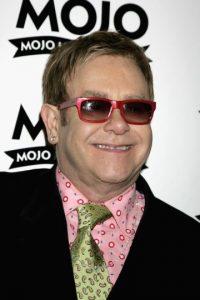Elton John es un cantante, compositor y pianista británico. Foto:Getty Images