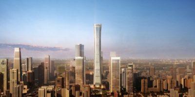 Será terminado en 2018. Foto:Kohn Pedersen – Skyscrapercenter.com