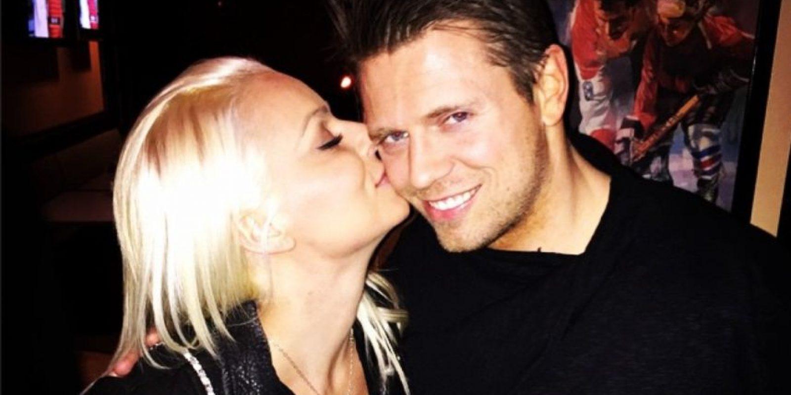The Miz está casado desde febrero pasado con la ex diva Maryse Foto:Instagram: @therealmaryseouellet