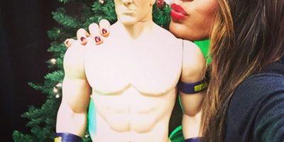 Nikki Bella mantiene una relación con John Cena Foto:Instagram: @thenikkibella