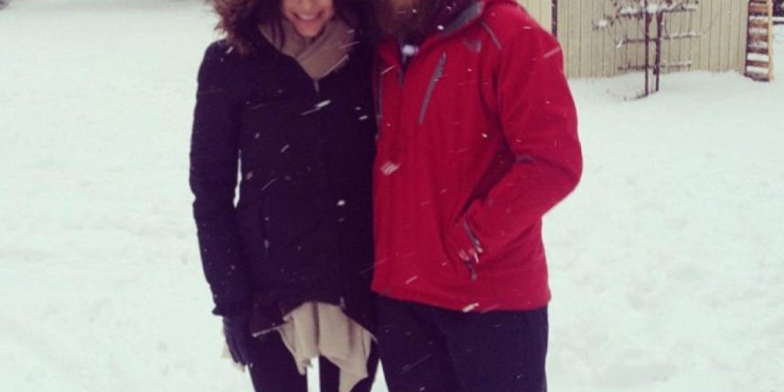 Brie Bella es pareja de Daniel Bryan Foto:Instagram: @thebriebella