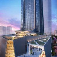 Estará listo en 2016 Foto:Kohn Pedersen – Skyscrapercenter.com