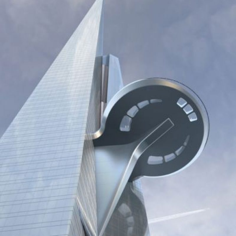 Será completada en 2018 Foto: Adrian Smith + Gordon Gill Architecture – Skyscrapercenter.com