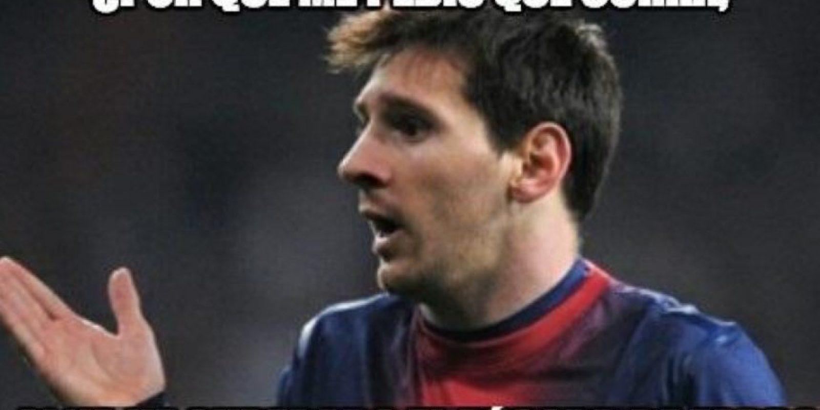 Messi se convirtió en el máximo anotador de la Liga de España Foto:Twitter