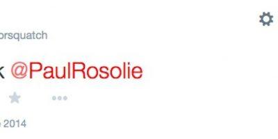 """Apestas Paul Rosolie"" Foto:Twitter"