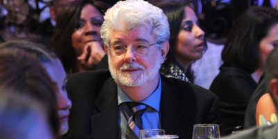 "Fotos: George Lucas no ha visto el avance de ""Star Wars: Episode VII - The Force Awakens"""