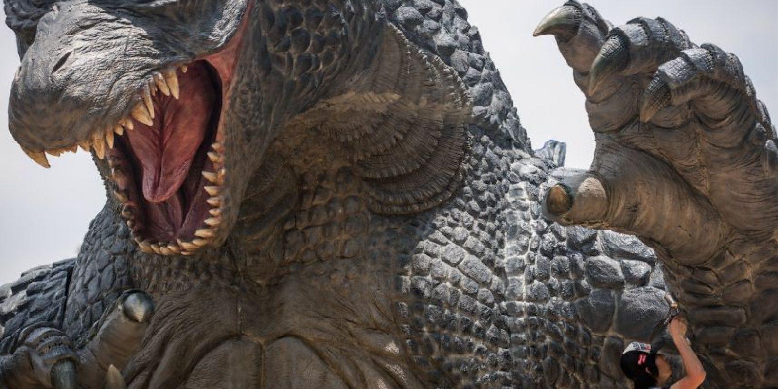 """Su nombre es una mezcla de las palabras """"ballena"""" y """"gorila"""" en japonés. Foto:Getty Images"""