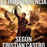 El cantante mencionó que Benito Juárez, un abogado, político y presidente mexicano había participado en la Independencia de México, aunque este personaje no participó en esta época de la historia de dicho país. Foto:Twitter
