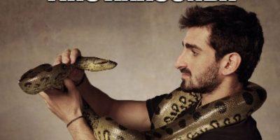 La anaconda no quería a nadie. Foto:Twitter