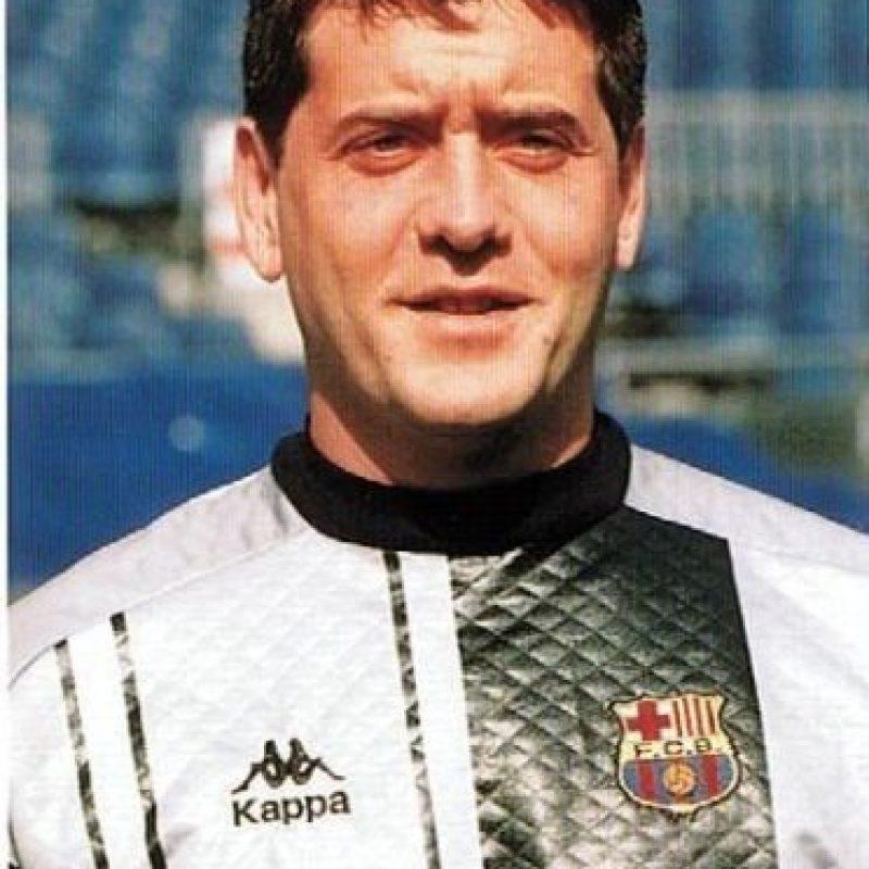 Y Carlos Busquets (Barcelona 1990-1999) cierra el top-ten Foto:Twitter