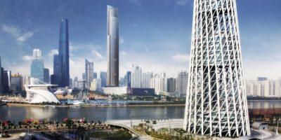 Fue completado en 2016 Foto:Kohn Pedersen – Skyscrapercenter.com