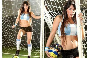 Fiorella no solo ha sido solicitada por su talento, sino también por su estructural belleza. Foto:donbalonrosa.com