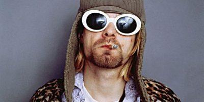 Cantante y guitarrista de la banda de grunge Nirvana. Su muerte fue por suicidio Foto:Agencias